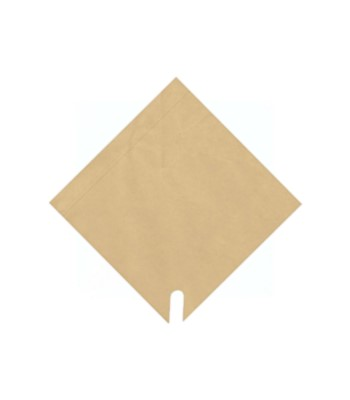Product Bloemenhoes Type SQ - Square 40 x 40 100% Bamboe Papier