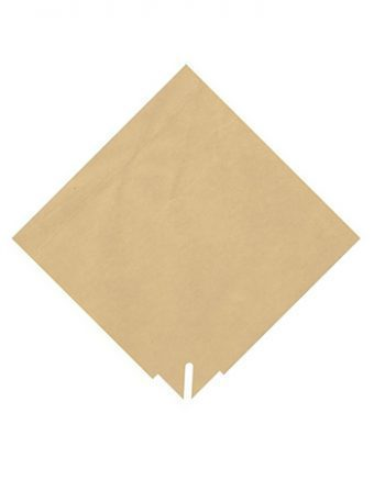 Product Bloemenhoes Type QS - Square 100% Bamboe Papier